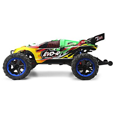 Remo hobby 8066 1:8 off-road brushless rc truck - rtr...