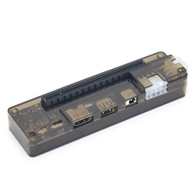 EXP GDC Beast Laptop External Independent Video Card Dock + Expresscard Cable Compatible with Apple / DELL / HP / Lenovo / Asus / Hasee