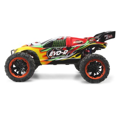 REMO HOBBY 8065 1:8 Off-road RC Brushless Racing Truck - RTRRC Cars<br>REMO HOBBY 8065 1:8 Off-road RC Brushless Racing Truck - RTR<br><br>Brand: Remo Hobby<br>Car Power: 7.4V 4200mAh LiPo (included)<br>Channel: 2-Channels<br>Charge Time:: 5 - 6 hours<br>Control Distance:: 120m<br>Drive Type: 4 WD<br>Features: Radio Control<br>Functions: Turn left/right, Head Up, Forward/backward<br>Motor Type: Brushless Motor<br>Package Contents: 1 x RC Truck, 1 x Transmitter, 1 x Charger, 1 x 7.4V 4200mAh LiPo Battery<br>Package size (L x W x H): 57.00 x 38.00 x 28.00 cm / 22.44 x 14.96 x 11.02 inches<br>Package weight: 6.6500 kg<br>Product size (L x W x H): 56.00 x 34.50 x 23.00 cm / 22.05 x 13.58 x 9.06 inches<br>Product weight: 4.9000 kg<br>Proportion: 1:8<br>Racing Time: About 25mins<br>Remote Control: 2.4GHz Wireless Remote Control<br>Speed:: 40 - 50km/h<br>Transmitter Power: 4 x 1.5V AA (not included)<br>Type: Racing Truck