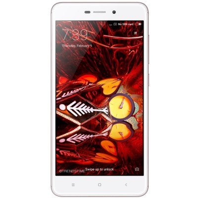 Xiaomi Redmi 4A 4G SmartphoneCell phones<br>Xiaomi Redmi 4A 4G Smartphone<br><br>2G: GSM B2/B3/B5/B8<br>3G: WCDMA B1/B2/B5/B8<br>4G: FDD-LTE Band 1/3/7<br>Additional Features: Alarm, Proximity Sensing, MP3, Light Sensing, Browser, Gravity Sensing, Bluetooth, 4G, MP4, OTG, People, Wi-Fi, 3G, GPS<br>Aperture: f/2.2<br>Auto Focus: Yes<br>Back camera: with flash light, 13.0MP<br>Battery Capacity (mAh): 3120mAh?typ?/ 3030mAh?min?( Output 5V/1A )<br>Battery Type: Non-removable<br>Battery Volatge: 4.4V<br>Bluetooth Version: V4.1<br>Brand: Xiaomi<br>Camera Functions: Face Beauty, Face Detection, HDR, Panorama Shot<br>Camera type: Dual cameras (one front one back)<br>CDMA: CDMA 2000/1X BC0<br>Cell Phone: 1<br>Cores: Quad Core, 1.4GHz<br>CPU: Qualcomm Snapdragon 425<br>External Memory: TF card up to 128GB (not included)<br>Flashlight: Yes<br>Front camera: 5.0MP<br>GPU: Adreno 308<br>I/O Interface: TF/Micro SD Card Slot, Micro USB Slot, 1 x Nano SIM Card Slot, 1 x Micro SIM Card Slot<br>Language: Indonesian, Malay, German, English, Spanish, French, Italian, Hungarian, Uzbek, Polish, Portuguese, Romanian, Slovenian, Vietnamese, Turkish, Czech,  Greek, Russian, Hindi, Ukrainian, Marathi, Bengali<br>Music format: FLAC, AMR, MP3, OGG, WAV, WMA, AAC<br>Network type: GSM+CDMA+WCDMA+TD-SCDMA+FDD-LTE+TD-LTE<br>OS: MIUI 8<br>OTG : Yes<br>Package size: 15.80 x 9.00 x 5.00 cm / 6.22 x 3.54 x 1.97 inches<br>Package weight: 0.3150 kg<br>Picture format: GIF, JPEG, BMP, PNG<br>Power Adapter: 1<br>Product size: 13.95 x 7.04 x 0.85 cm / 5.49 x 2.77 x 0.33 inches<br>Product weight: 0.1310 kg<br>RAM: 2GB RAM<br>ROM: 16GB<br>Screen resolution: 1280 x 720 (HD 720)<br>Screen size: 5.0 inch<br>Screen type: Capacitive<br>Sensor: Accelerometer,Ambient Light Sensor,Gravity Sensor,Gyroscope,Infrared,Proximity Sensor<br>Service Provider: Unlocked<br>SIM Card Slot: Dual SIM, Dual Standby<br>SIM Card Type: Nano SIM Card, Micro SIM Card<br>SIM Needle: 1<br>TD-SCDMA: TD-SCDMA B34/B39<br>TDD/TD-LTE: TD-LTE B3