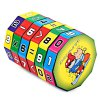 6-layer 7.2cm Height Puzzle Cube Education Learning Math Toy for Children - COLORFUL