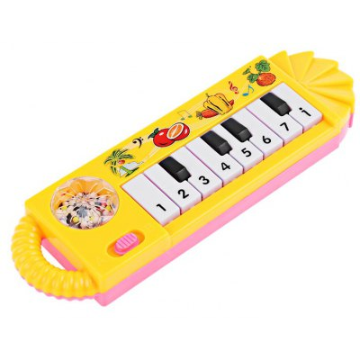 1PC Cute Cartoon Electronic Organ Children Educational Toy