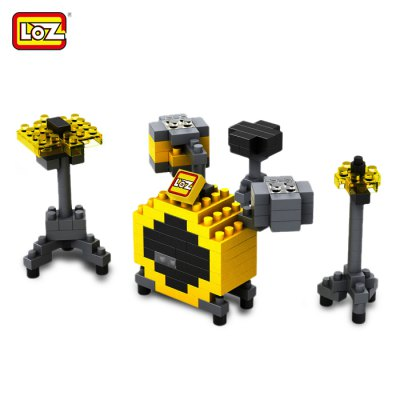 LOZ M - 9188 Block 140Pcs / Set
