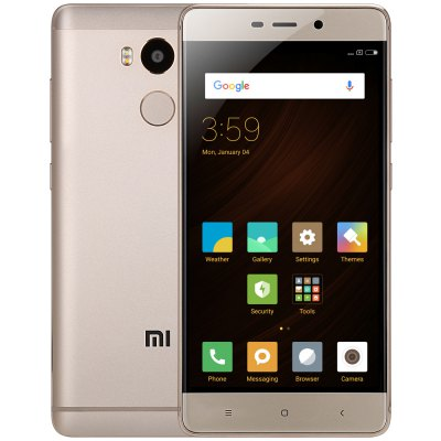 Xiaomi Redmi 4 International Edition MIUI 8 5.0 inch 4G Smartphone