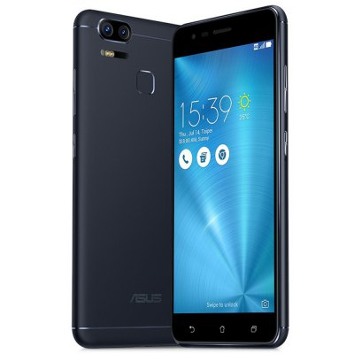 ASUS ZENFONE 3 ZOOM ( ZE553KL ) 4G PhabletCell phones<br>ASUS ZENFONE 3 ZOOM ( ZE553KL ) 4G Phablet<br><br>2G: GSM 850/900/1800/1900MHz<br>3G: WCDMA B1/B2/B5/B8<br>4G: FDD-LTE B1/B2/B3/B5/B7/B8<br>Additional Features: Calculator, Browser, Bluetooth, Alarm, 4G, 3G, Calendar, Video Call, Fingerprint recognition, Wi-Fi, People, MP4, MP3, GPS, Fingerprint Unlocking<br>Auto Focus: Yes<br>Back camera: with flash light and AF<br>Back-camera: Dual 12.0MP<br>Battery Capacity (mAh): 5000mAh Built-in<br>Bluetooth Version: Bluetooth V4.2<br>Brand: ASUS<br>Camera type: Triple cameras<br>CDMA: CDMA1X band BC0<br>Cell Phone: 1<br>Cores: 2.0GHz, Octa Core<br>CPU: Qualcomm Snapdragon 625 (MSM8953)<br>E-book format: TXT<br>Earphones: 1<br>External Memory: TF card up to 2TB (not included)<br>Flashlight: Yes<br>Front camera: 13.0MP<br>Games: Android APK<br>I/O Interface: TF/Micro SD Card Slot, 1 x Micro SIM Card Slot, 3.5mm Audio Out Port, Micophone, Speaker, Type-C, 1 x Nano SIM Card Slot<br>Language: Multi language<br>Music format: AAC, MP3<br>Network type: GSM+CDMA+WCDMA+TD-SCDMA+FDD-LTE+TD-LTE<br>Optional Version: 4GB RAM + 64GB ROM / 4GB RAM + 128GB ROM<br>OS: Android 6.0<br>Package size: 22.00 x 25.00 x 6.50 cm / 8.66 x 9.84 x 2.56 inches<br>Package weight: 0.3320 kg<br>Picture format: GIF, PNG, JPEG, BMP<br>Power Adapter: 1<br>Product size: 15.43 x 7.70 x 0.80 cm / 6.07 x 3.03 x 0.31 inches<br>Product weight: 0.1700 kg<br>Screen resolution: 1920 x 1080 (FHD)<br>Screen size: 5.5 inch<br>Screen type: Capacitive<br>Sensor: Accelerometer,Ambient Light Sensor,E-Compass,Gravity Sensor,Gyroscope,Infrared,Proximity Sensor<br>Service Provider: Unlocked<br>SIM Card Slot: Dual SIM, Dual Standby<br>SIM Card Type: Nano SIM Card, Micro SIM Card<br>TD-SCDMA: TD-SCDMA B34/B39<br>TDD/TD-LTE: TD-LTE B38/B39/B40/41<br>Touch Focus: Yes<br>Type: 4G Phablet<br>USB Cable: 1<br>Video format: MP4, 3GP<br>Video recording: Yes<br>WIFI: 802.11b/g/n wireless internet<br>Wireless Connectivity: WiFi, LTE, GSM, GPS, Bluetooth, A-GPS, 4G, 3G
