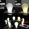 cheap Ultra - slim Fold - up Wallet / Purse LED Card Light Creative Lamp Pocket Bulb Design