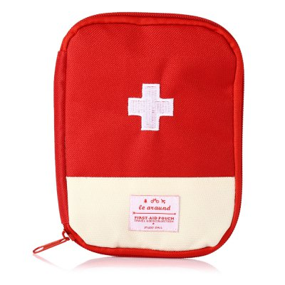 Portable Water-resistant First Aid Pouch Emergency Bag