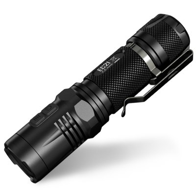 Nitecore EC21 460Lm Cree XP - G2 R5 LED Flashlight Red and White LightLED Flashlights<br>Nitecore EC21 460Lm Cree XP - G2 R5 LED Flashlight Red and White Light<br><br>Available Light Color: White+Red<br>Battery Included or Not: No<br>Battery Quantity: 1 x 18650 or 2 x CR123<br>Battery Type: 18650, CR123<br>Beam Distance: 150-200m<br>Body Material: Aluminium Alloy<br>Brand: Nitecore<br>Emitters: Cree XP-G2<br>Emitters Quantity: 1 x Cree XP-G2<br>Feature: Pocket Clip, Tail Stand, Reverse Polarity Protection, Anti-Roll Rugged Design, Power Indicator<br>Flashlight Processing Technology: Aerospace Grade Aluminum Body with Anti Scratching Type III Hard Anodization<br>Function: Night Riding, Walking, Seeking Survival, Hunting, Household Use, Hiking, Exploring, Camping<br>High Mode: 4 hrs and 45 mins<br>Impact Resistance: 1.5M<br>Lens: Toughened Ultra-clear Glass Lens with Anti-reflective Coating<br>Low Mode: 50 hrs<br>Lumens Range: 200-500Lumens<br>Luminous Flux: 460Lm<br>Luminous Intensity: 9400cd<br>Max.: 430h<br>Mid Mode: 12 hrs<br>Mode: 10 (Turbo; High; Mid; Low; Ultralow; Strobe; SOS; Location Beacon; Red Light; Red Beacon)<br>Model: EC21<br>Package Contents: 1 x Nitecore EC21 LED Flashlight, 1 x Holster, 1 x Clip, 1 x Lanyard, 1 x Spare O-ring<br>Package size (L x W x H): 13.00 x 4.00 x 4.00 cm / 5.12 x 1.57 x 1.57 inches<br>Package weight: 0.1600 kg<br>Power Source: Battery<br>Product size (L x W x H): 10.80 x 2.54 x 2.54 cm / 4.25 x 1 x 1 inches<br>Product weight: 0.0600 kg<br>Reflector: Aluminum Smooth Reflector<br>Switch Location: Side Switch<br>Waterproof Standard: IPX-8 Standard Waterproof (Underwater 2m)