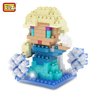 LOZ 183Pcs ABS Cartoon Building Block