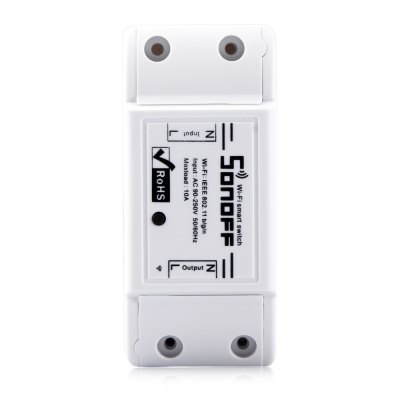 Smart Home WiFi Remote Timing Switch