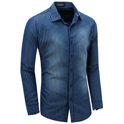 FREDD MARSHALL FM083 Male Casual Long Sleeve ShirtMens Shirts<br>FREDD MARSHALL FM083 Male Casual Long Sleeve Shirt<br><br>Brand: FREDD MARSHALL<br>Material: Cotton<br>Package Contents: 1 x FREDD MARSHALL FM083 Male Shirt<br>Package size: 42.00 x 34.00 x 2.00 cm / 16.54 x 13.39 x 0.79 inches<br>Package weight: 0.2840 kg<br>Size: L,M,S,XL,XXL
