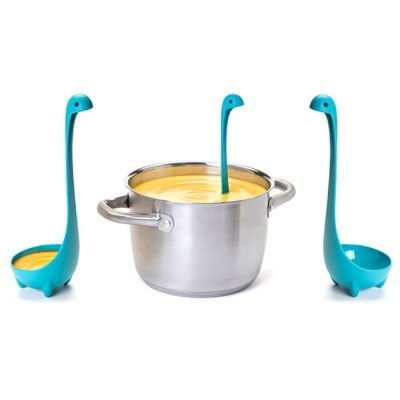 The Loch Ness Monster Style Ladle