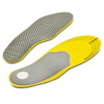 Breathable Shock Resistant Massage Insoles