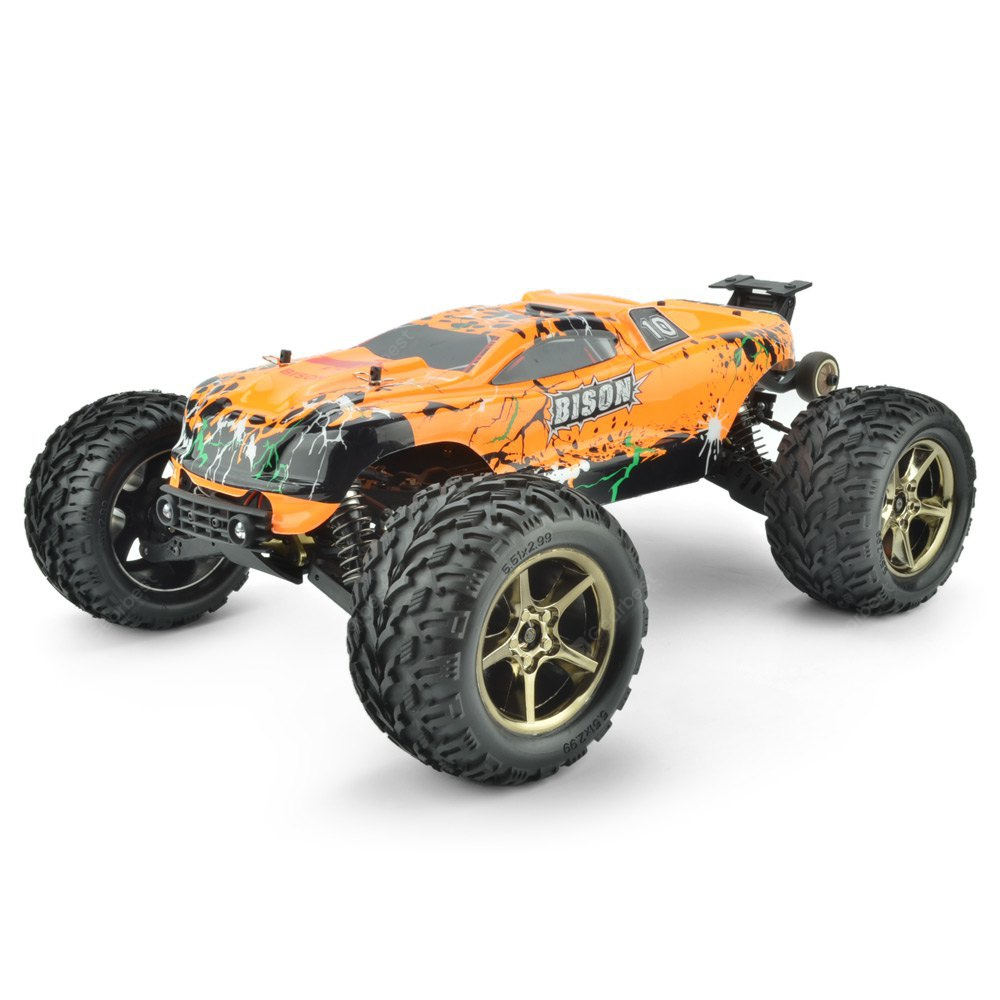 buy rc monster truck with Buy Vkar Racing Bison V2 Brushless Rc Truck Rtr 337 93 Online Shopping Gearbest   Gearbest 8925d517 on 152474927019 moreover How To Build Your Own Rock Crawler further 251810846256 in addition 281273750886 as well 9115 112 2 4GHz 2WD Brushed RC Monster Truck RTR P 965765.