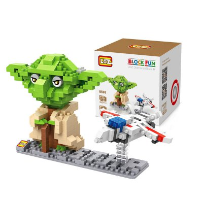 LOZ 390Pcs IQ Training Family Game Perfect GiftBlock Toys<br>LOZ 390Pcs IQ Training Family Game Perfect Gift<br><br>Age: 14 Years+<br>Applicable gender: Unisex<br>Brand: LOZ<br>Design Style: Figure Statue<br>Features: Movie and TV<br>Material: ABS<br>Package Contents: 390 x Building Block, 1 x English Manual<br>Package size (L x W x H): 8.50 x 8.50 x 8.50 cm / 3.35 x 3.35 x 3.35 inches<br>Package weight: 0.1300 kg<br>Product Model: No. 9530<br>Puzzle Style: 3D Puzzle<br>Small Parts : Yes<br>Type: Building Blocks<br>Washing: Yes