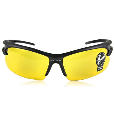 OULAIOU Explosionproof Sports Sun Glasses