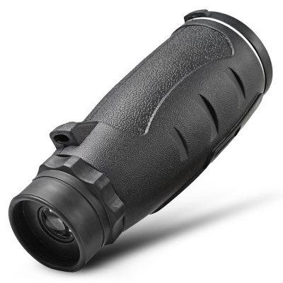 30 x 52 Muti-caoted Monocular TelescopeBinoculars and Telescopes<br>30 x 52 Muti-caoted Monocular Telescope<br><br>Amplification Factor: 30<br>Body Coated with Rubber: Yes<br>Coating Film: FMC Green and Blue<br>Color: Black<br>Exit pupil diameter: 1.3mm<br>Exit pupil distance: 16mm<br>Eyepiece Diameter: 13mm<br>Features: Waterproof, Anti-fog<br>Field Angle(degree): 8 degree<br>Field of view: 66m/8000m<br>Focusing System: Individual Eyepiece Focus, ZOOM Stretch<br>For: Beach, Boating/Yachting, Horse racing, Hunting, Outdoor activities, Sports, Theater, Travel, Bird watching<br>Material: Rubber<br>Objective Lens (mm) : 52mm<br>Package Contents: 1 x Monocular, 1 x Hanging Strap, 1 x Lens Cloth<br>Package size (L x W x H): 17.00 x 6.30 x 6.50 cm / 6.69 x 2.48 x 2.56 inches<br>Package weight: 0.411 kg<br>Product size (L x W x H): 16.00 x 6.00 x 6.00 cm / 6.3 x 2.36 x 2.36 inches<br>Product weight: 0.327 kg<br>Type: Telescopes, Monoculars