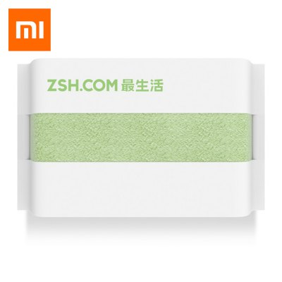 Special price for Xiaomi ZSH.COM Towel Youth Series  -  GREEN