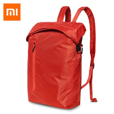 Gearbest Original Xiaomi 20L Backpack  -  SWEET ORANGE