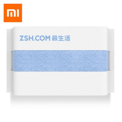 Xiaomi ZSH.COM Towel Youth SeriesTowels<br>Xiaomi ZSH.COM Towel Youth Series<br><br>Brand: Xiaomi<br>Category: Bath Towel<br>Color: Blue,Green,White<br>For: Teenagers, Kids, Adults<br>Material: Cotton<br>Occasion: Bathroom<br>Package Contents: 1 x Towel<br>Package size (L x W x H): 22.00 x 18.00 x 6.00 cm / 8.66 x 7.09 x 2.36 inches<br>Package weight: 0.1900 kg<br>Product size (L x W x H): 76.00 x 34.00 x 1.00 cm / 29.92 x 13.39 x 0.39 inches<br>Product weight: 0.1300 kg