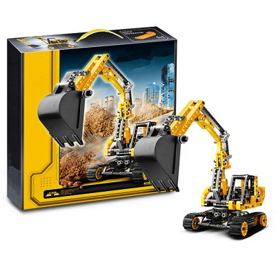 BEILEXING Machine Style ABS Building Brick - 286pcsBlock Toys<br>BEILEXING Machine Style ABS Building Brick - 286pcs<br><br>Brand: BEILEXING<br>Completeness: Semi-finished Product<br>Gender: Unisex<br>Materials: ABS<br>Package Contents: 286 x Module<br>Package size: 33.00 x 33.00 x 6.00 cm / 12.99 x 12.99 x 2.36 inches<br>Package weight: 0.6520 kg<br>Product size: 20.00 x 20.00 x 8.00 cm / 7.87 x 7.87 x 3.15 inches<br>Product weight: 0.3500 kg<br>Stem From: China<br>Theme: Other