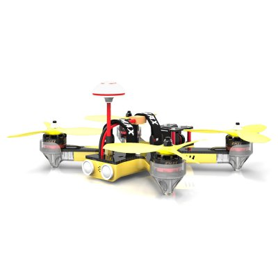 EMAX Nighthawk Pro 200 FPV Racing Drone - PNPBrushless FPV Racer<br>EMAX Nighthawk Pro 200 FPV Racing Drone - PNP<br><br>Brand: EMAX<br>Continuous Current: 25A<br>CW / CCW: CCW,CW<br>Firmware: BLHeli-S<br>Flight Controller Type: F3<br>KV: 2300<br>Model: RS2205<br>Motor Type: Brushless Motor<br>Package Contents: 1 x Drone, 1 x Antenna, 4 x T5050 Tri-blade Propeller, 2 x Adhesive Tape, 1 x Pack of Nuts, 1 x English Manual<br>Package size (L x W x H): 26.00 x 18.50 x 6.50 cm / 10.24 x 7.28 x 2.56 inches<br>Package weight: 0.7020 kg<br>Product size (L x W x H): 20.70 x 16.50 x 4.30 cm / 8.15 x 6.5 x 1.69 inches<br>Product weight: 0.3850 kg<br>Sensor: CCD<br>Type: Frame Kit<br>Version: PNP<br>Video Resolution: 600TVL