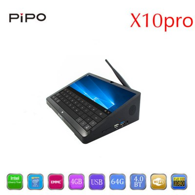 PIPO X10pro TV Box 10.8 inch IPS Tablet PC