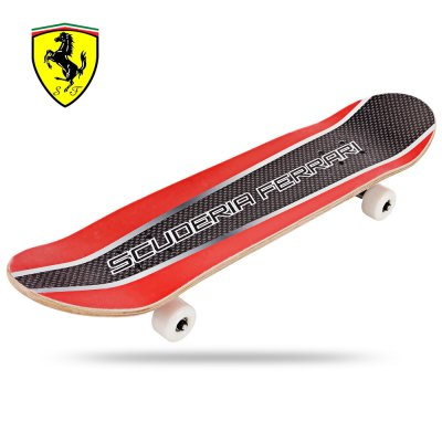 Ferrari FBW20 Double Rocker Skateboard