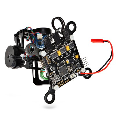 HAKRC Storm32 Alloy 3 Axis Brushless Gimbal FPV AccessoryGimbal<br>HAKRC Storm32 Alloy 3 Axis Brushless Gimbal FPV Accessory<br><br>Brand: HAKRC<br>Camera Gimbals: Brushless Gimbals<br>FPV Equipments: Gimbal<br>Package Contents: 1 x 3 Axis Brushless Gimbal<br>Package size (L x W x H): 13.00 x 13.00 x 13.00 cm / 5.12 x 5.12 x 5.12 inches<br>Package weight: 0.2550 kg