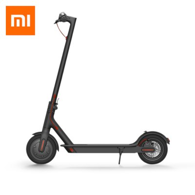 Original Xiaomi M365 Folding Electric Scooter - BLACK-(transport aerien)