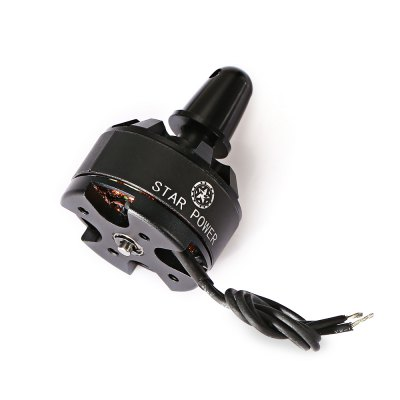 QX - MOTOR QM1806 2280KV Brushless MotorMotor<br>QX - MOTOR QM1806 2280KV Brushless Motor<br><br>Brand: QX-MOTOR<br>Configuration: 12N 14P<br>CW / CCW: CW<br>KV: 2280<br>Max. Continuous Current (A): 12A<br>Max. Continuous Power (W): 100W<br>Model: 1806<br>Motor Type: Brushless Motor<br>No. of Cells: 2 - 3S LiPo<br>Package Contents: 1 x Motor, 1 x Pack of M2 Screws<br>Package size (L x W x H): 4.60 x 3.00 x 4.10 cm / 1.81 x 1.18 x 1.61 inches<br>Package weight: 0.0360 kg<br>Product size (L x W x H): 2.30 x 2.30 x 3.20 cm / 0.91 x 0.91 x 1.26 inches<br>Product weight: 0.0190 kg<br>Shaft Diameter: 3mm<br>Stator Diameter: 18mm<br>Stator Length: 6mm<br>Type: Motor