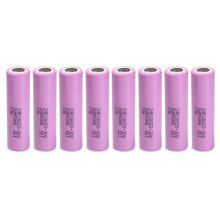 INR18650 - 30Q 18650 3000mAh 3.7V Lithium-ion Battery