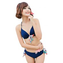 2014 Hot Sale Three - piece Sexy Bikini Swimwear / Bathing Suit for Women