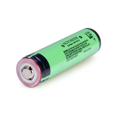 NCR18650B 3400mAh 3.7V 18650 Protected Li-ion BatteryBatteries<br>NCR18650B 3400mAh 3.7V 18650 Protected Li-ion Battery<br><br>Type: Battery<br>Battery: 18650<br>Battery Type: Lithium-ion<br>Head Type: Button Top<br>Rechargeable: Yes<br>Protected: Yes<br>Practical Capacity (mAh): 3400mAh<br>Voltage(V): 3.7V<br>Built-in Protected Circuit: Yes<br>Over Voltage Protection: Yes<br>Over Current Protection: Yes<br>Short Circuit Protection: Yes<br>Over-charging Protection: Yes<br>Over-discharging Protection: Yes<br>Suitable for: Car toys,CD Players,Digital Camera,Electric Tools,Flashlight,MD,Microphone,PDA,Portable Games,RC Toys<br>Product weight: 0.0490 kg<br>Package weight: 0.0700 kg<br>Product size (L x W x H): 7.00 x 1.80 x 1.80 cm / 2.76 x 0.71 x 0.71 inches<br>Package size (L x W x H): 8.00 x 3.00 x 3.00 cm / 3.15 x 1.18 x 1.18 inches<br>Package Contents: 1 x NCR18650B 18650 Li-ion Battery