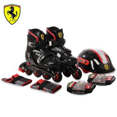 Ferrari FK7-1 Skating Shoes Set