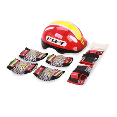Ferrari FK10 - 1 Original Roller Skate Combo SetSkateboard<br>Ferrari FK10 - 1 Original Roller Skate Combo Set<br><br>Brand: Ferrari<br>Color: Red,White<br>Model Number: FK10 - 1<br>Package Content: 1 x Pair of Skates, 6 x Protector, 1 x Helmet, 2 x Hexagon Tool, 1 x English User Manual<br>Package size: 35.00 x 28.00 x 22.00 cm / 13.78 x 11.02 x 8.66 inches<br>Package weight: 2.240 kg<br>Product size: 15.00 x 8.50 x 17.00 cm / 5.91 x 3.35 x 6.69 inches<br>Product weight: 1.750 kg