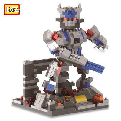 LOZ 490pcs ABS Cartoon Building Block