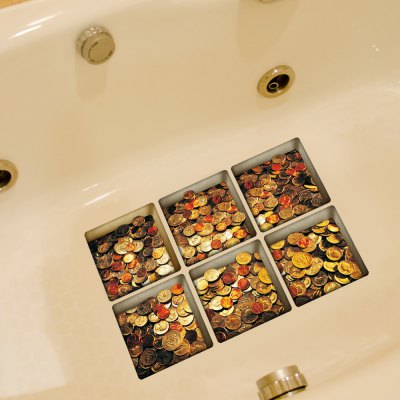 6PCS YGT009 Tub Tattoo Bathtub Sticker AppliqueWall Stickers<br>6PCS YGT009 Tub Tattoo Bathtub Sticker Applique<br><br>Package Contents: 6 x Tub Tattoo<br>Package size (L x W x H): 16.80 x 15.70 x 1.50 cm / 6.61 x 6.18 x 0.59 inches<br>Package weight: 0.0870 kg<br>Product size (L x W x H): 13.00 x 13.00 x 0.50 cm / 5.12 x 5.12 x 0.2 inches<br>Product weight: 0.0530 kg
