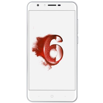 Doogee Y6 Piano White 4G Phablet
