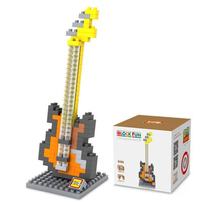 LOZ M - 9195 Assemble Puzzle ToyBlock Toys<br>LOZ M - 9195 Assemble Puzzle Toy<br><br>Age: 14 Years+<br>Applicable gender: Unisex<br>Brand: LOZ<br>Design Style: Instrument<br>Features: Educational<br>Material: ABS<br>Package Contents: 160 x Block, 1 x English Manual<br>Package size (L x W x H): 7.50 x 7.50 x 7.50 cm / 2.95 x 2.95 x 2.95 inches<br>Package weight: 0.1170 kg<br>Puzzle Style: 3D Puzzle<br>Small Parts : Yes<br>Type: Building Blocks<br>Washing: Yes