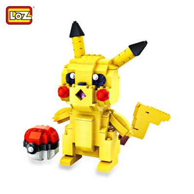 LOZ Figure Shape ABS Cartoon Building Brick - 438pcs