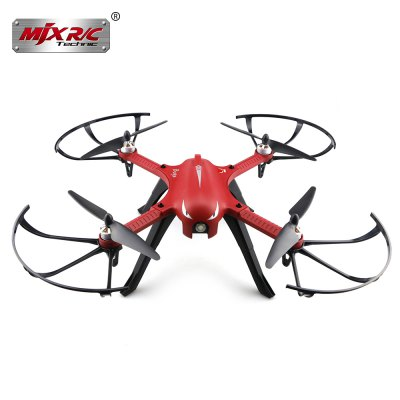 MJX B3 Bugs 3 RC Quadcopter RTF Two-way 2.4GHz 4CH with Sports Camera Bracket