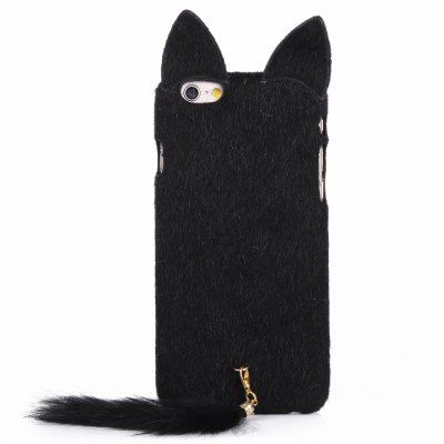 Fur Surface Phone Back CaseiPhone Cases/Covers<br>Fur Surface Phone Back Case<br><br>Color: Black,Pink,White<br>Compatible for Apple: iPhone 6, iPhone 6S<br>Features: Anti-knock, Back Cover<br>Material: Fur, PC<br>Package Contents: 1 x Phone Case<br>Package size (L x W x H): 19.00 x 8.20 x 2.00 cm / 7.48 x 3.23 x 0.79 inches<br>Package weight: 0.0390 kg<br>Product size (L x W x H): 17.00 x 7.20 x 0.90 cm / 6.69 x 2.83 x 0.35 inches<br>Product weight: 0.0170 kg<br>Style: Modern, Animal, Cute
