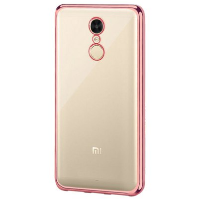 Luanke TPU Case Phone ProtectorCases &amp; Leather<br>Luanke TPU Case Phone Protector<br><br>Brand: Luanke<br>Color: Gold,Rose Gold,Silver<br>Compatible Model: Redmi Note 4X<br>Features: Anti-knock, Back Cover<br>Mainly Compatible with: Xiaomi<br>Material: TPU<br>Package Contents: 1 x Phone Case<br>Package size (L x W x H): 21.00 x 12.00 x 1.80 cm / 8.27 x 4.72 x 0.71 inches<br>Package weight: 0.0410 kg<br>Product Size(L x W x H): 15.00 x 7.80 x 0.80 cm / 5.91 x 3.07 x 0.31 inches<br>Product weight: 0.0180 kg<br>Style: Cool, Modern