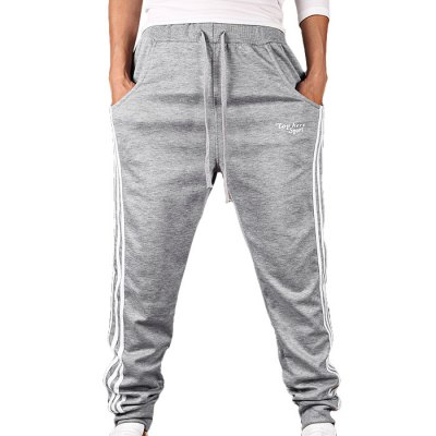 Men Casual Tapered Sweatpants Harem Pants Gym Trousers Joggers Yonkers Продажа вещей