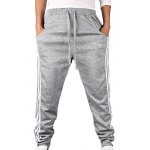 cheap Men Casual Tapered Sweatpants Harem Pants Gym Trousers Joggers