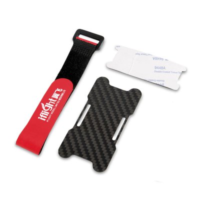 iflight 85mm Long Carbon Fiber Battery Protection Board Set
