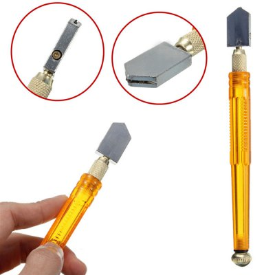 Practical Oil-feed Tipped Glass Cutter