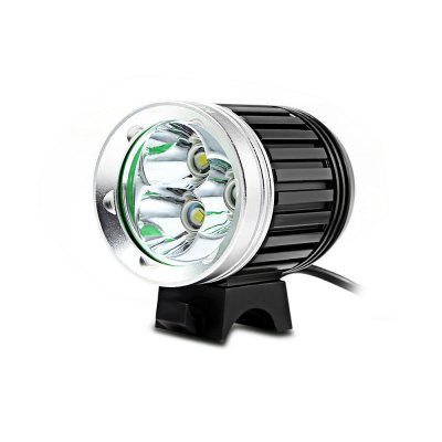 Marsing MS - 03 2500Lm Cree XML T6 3 LED Bicycle Light Set