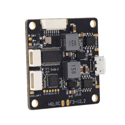 SP Racing F3 V2.2 Flight ControllerMulti Rotor Parts<br>SP Racing F3 V2.2 Flight Controller<br><br>Package Contents: 1 x Flight Controller, 1 x 4-pin Cable, 1 x 8-pin Cable, 4 x M3 Column, 4 x M3 Screw, 4 x M3 Nut, 1 x English Manual, 1 x Capacitor<br>Package size (L x W x H): 13.00 x 10.80 x 1.60 cm / 5.12 x 4.25 x 0.63 inches<br>Package weight: 0.0420 kg<br>Product size (L x W x H): 3.50 x 3.50 x 0.60 cm / 1.38 x 1.38 x 0.24 inches<br>Product weight: 0.0170 kg<br>Type: Flight Controller